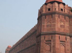 Red Fort, Mughal dynasty Old Delhi