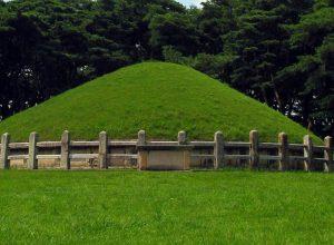 Royal Tombs of the Joseon Dynasty South Korea