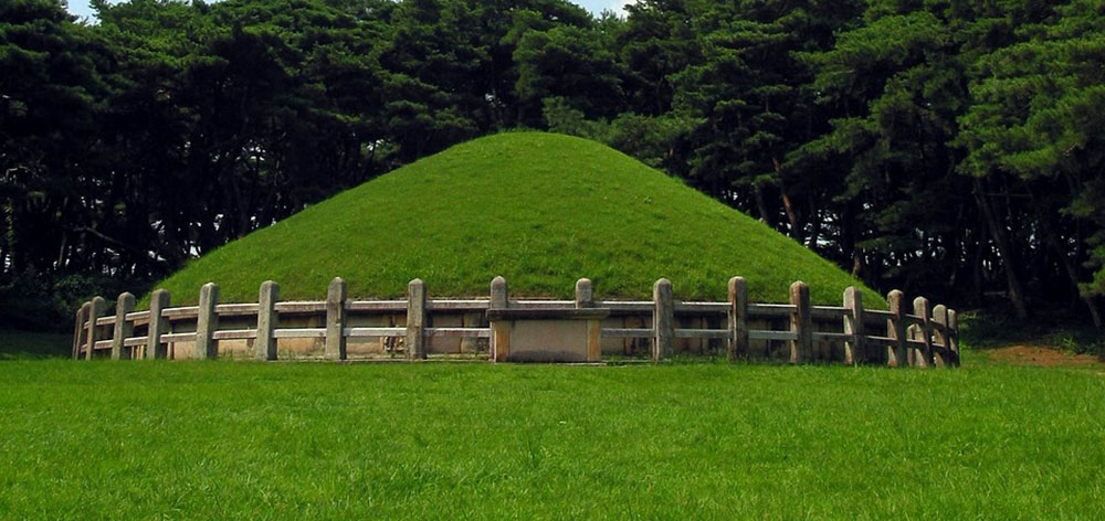 Royal Tombs of the Joseon Dynasty South Korea
