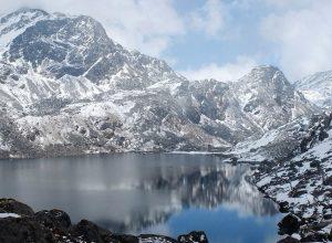 Εθνικό Πάρκο Sagarmatha στα Ιμαλάια του βορειοανατολικού Νεπάλ