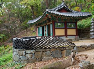 Sansa, Buddhist Mountain Monasteries in South Korea