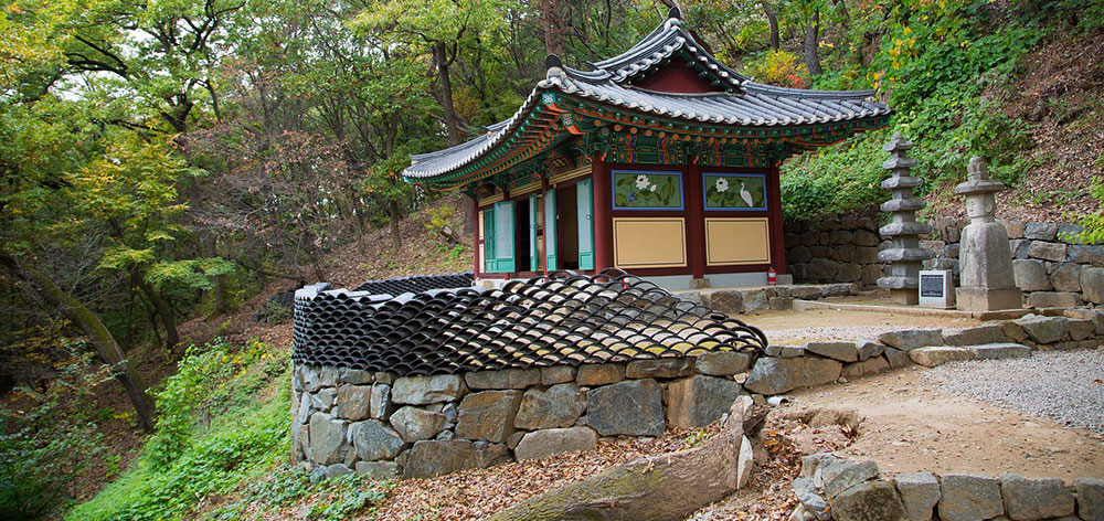 Sansa, Buddhist Mountain Monasteries in South Korea