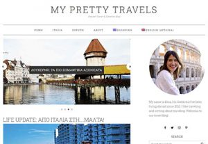 My Pretty Travels - Female Travel & Lifestyle Blog