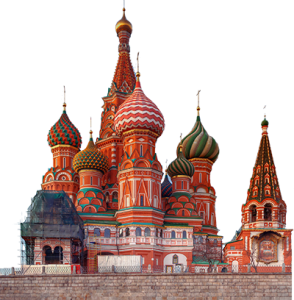 St. Basil's Cathedral, Moscow, Μόσχα, Ρωσία