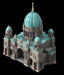 Berlin Cathedral, Βερολίνο Γερμανία