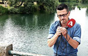 Γιώργος Γρηγοριάδης δημοσιογράφος Alpha TV