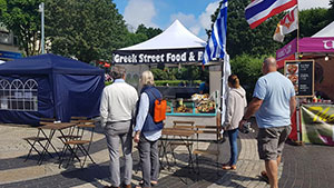 The Greek Way στο Λονδίνο της Αγγλίας