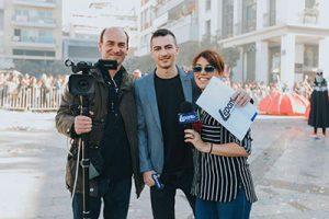 Στέργιος Σαμαρτζής, δημοσιογράφος NewsIT και New Epsilon TV