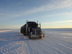 Τάσος Λάππας: Ο Καρδιτσιώτης νταλικέρης του Αρκτικού Κύκλου ΚΥΡΙΟ