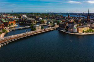 Stockholm Capital of Sweden