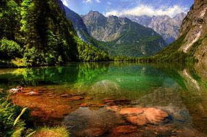 Bavaria, Berchtesgaden