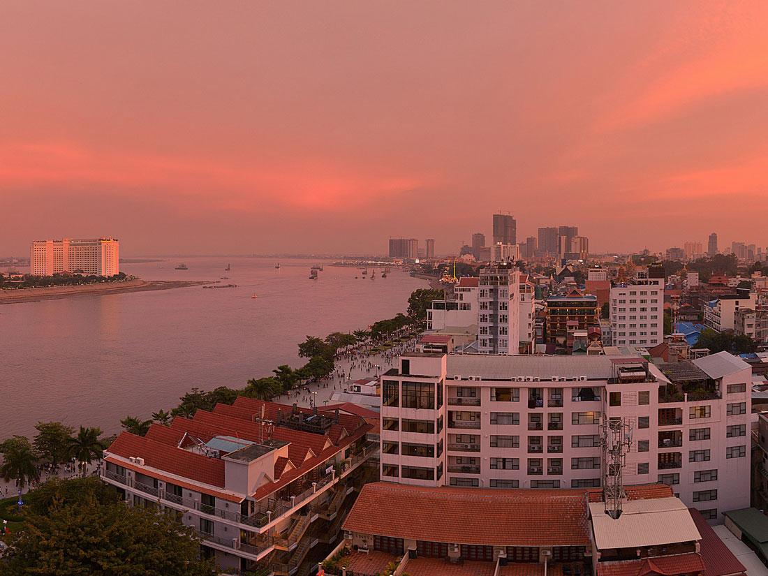 Καμπότζη, Πνομ Πεν