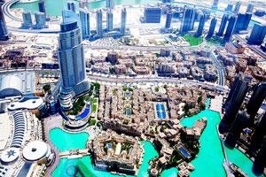 Dubai (Ντουμπάι) City in the United Arab Emirates