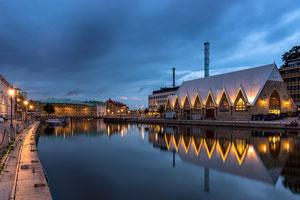 Gothenburg (Γκέτεμποργκ)