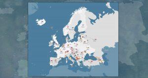 Έλληνες στην Ευρώπη