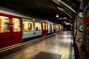 London Underground Metro system