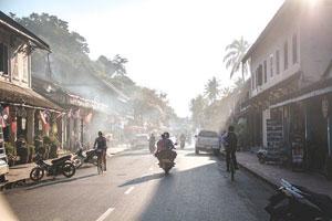 Luang Prabang (Λουάνγκ Πραμπάνκ)