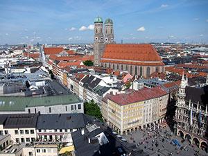 Munich (Μόναχο) City in Germany, Γερμανία