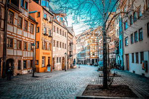 Nuremberg City in Germany Νυρεμβέργη