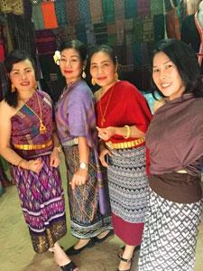 Χρήστος Φαληρέας, Βιεντιάν, Λάος στην Νοτιοανατολική Ασία
