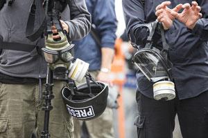 Press journalist War, δημοσιογραφία