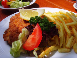 Schnitzel Food
