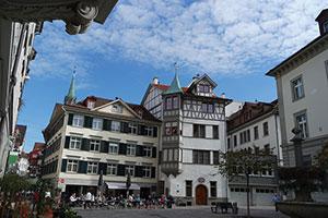 St. Gallen (Σαιν Γκάλλεν)