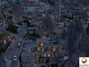 Göreme at Cappadocia Turkey