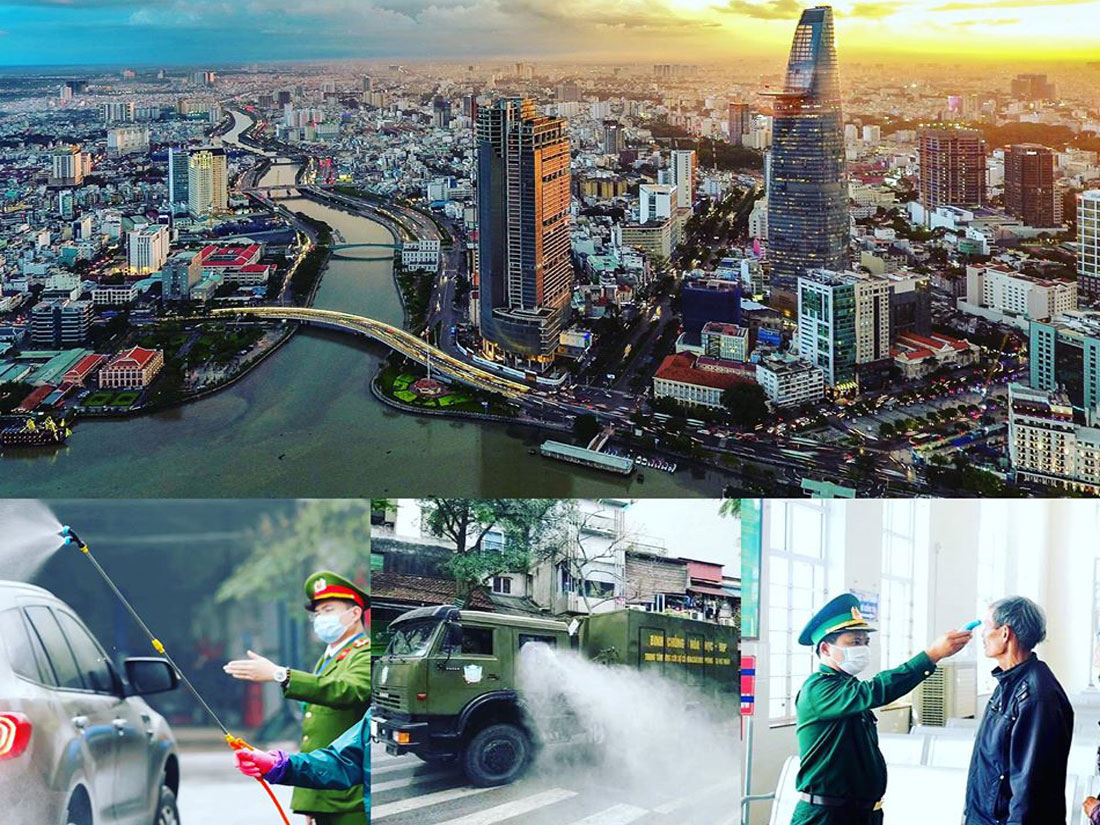 Κορονοϊός από τον Κώστας Συλλιγάρδο που ζει και εργάζεται στο Βιετνάμ