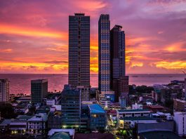 Μανίλα στις Φιλιππίνες